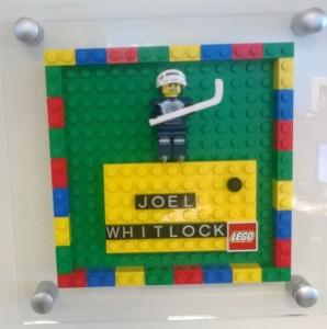 Lego signage